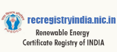 Renewable Energy Certificate Registry of India